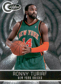 2010-11 Totally Certified #68 Ronny Turiaf