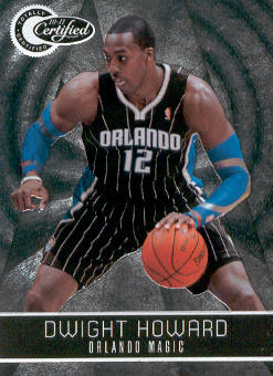 2010-11 Totally Certified #75 Dwight Howard