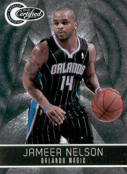2010-11 Totally Certified #76 Jameer Nelson
