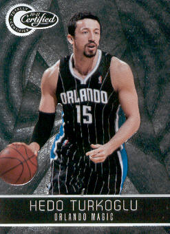 2010-11 Totally Certified #79 Hedo Turkoglu