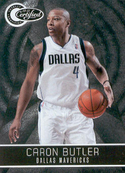 2010-11 Totally Certified #81 Caron Butler