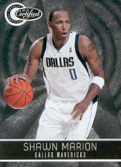 2010-11 Totally Certified #82 Shawn Marion