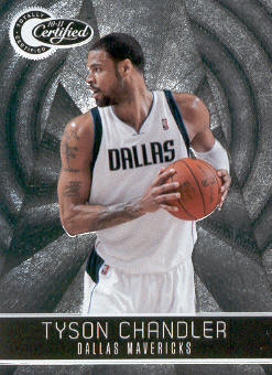 2010-11 Totally Certified #84 Tyson Chandler