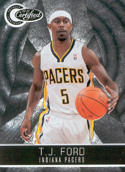 2010-11 Totally Certified #99 T.J. Ford