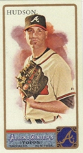 2011 Topps Allen and Ginter Mini A and G Back #259 Tim Hudson