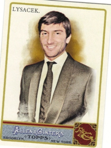 2011 Topps Allen and Ginter #93 Evan Lysacek