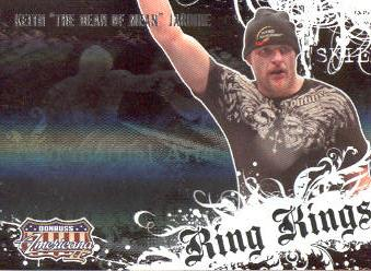 2008 Americana II Ring Kings #KJ Keith Jardine
