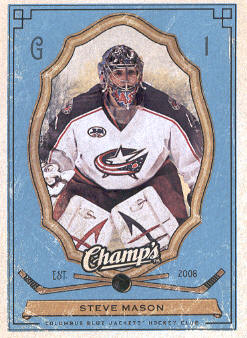 2009-10 Upper Deck Champ's #29 Steve Mason