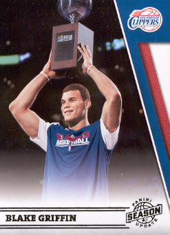 2010-11 Panini Season Update #191 Blake Griffin front image