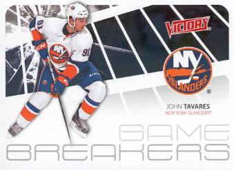 2011-12 Upper Deck Victory Game Breakers #GBJT John Tavares