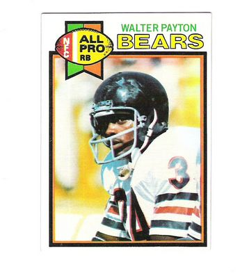 1979 Topps #480 Walter Payton