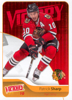 2011-12 Upper Deck Victory #43 Patrick Sharp