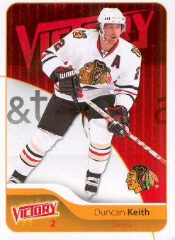 2011-12 Upper Deck Victory #46 Duncan Keith