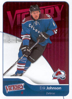 2011-12 Upper Deck Victory #54 Erik Johnson