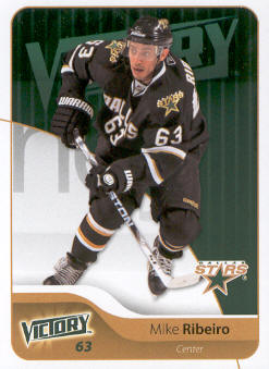 2011-12 Upper Deck Victory #64 Mike Ribeiro
