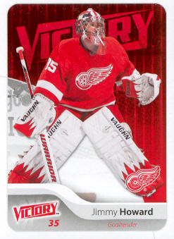 2011-12 Upper Deck Victory #73 Jim Howard