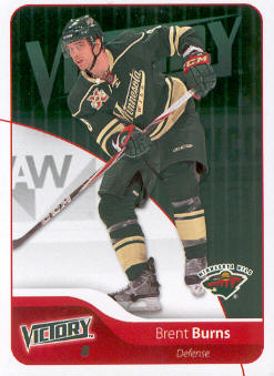 2011-12 Upper Deck Victory #95 Brent Burns