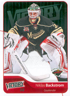 2011-12 Upper Deck Victory #96 Niklas Backstrom