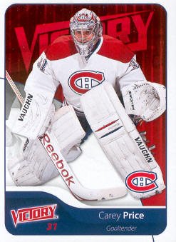 2011-12 Upper Deck Victory #104 Carey Price