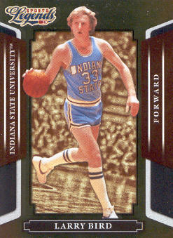 2008 Donruss Sports Legends #3 Larry Bird
