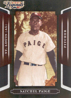 2008 Donruss Sports Legends #30 Satchel Paige