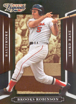 2008 Donruss Sports Legends #70 Brooks Robinson