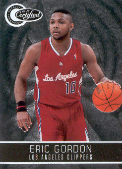 2010-11 Totally Certified #31 Eric Gordon
