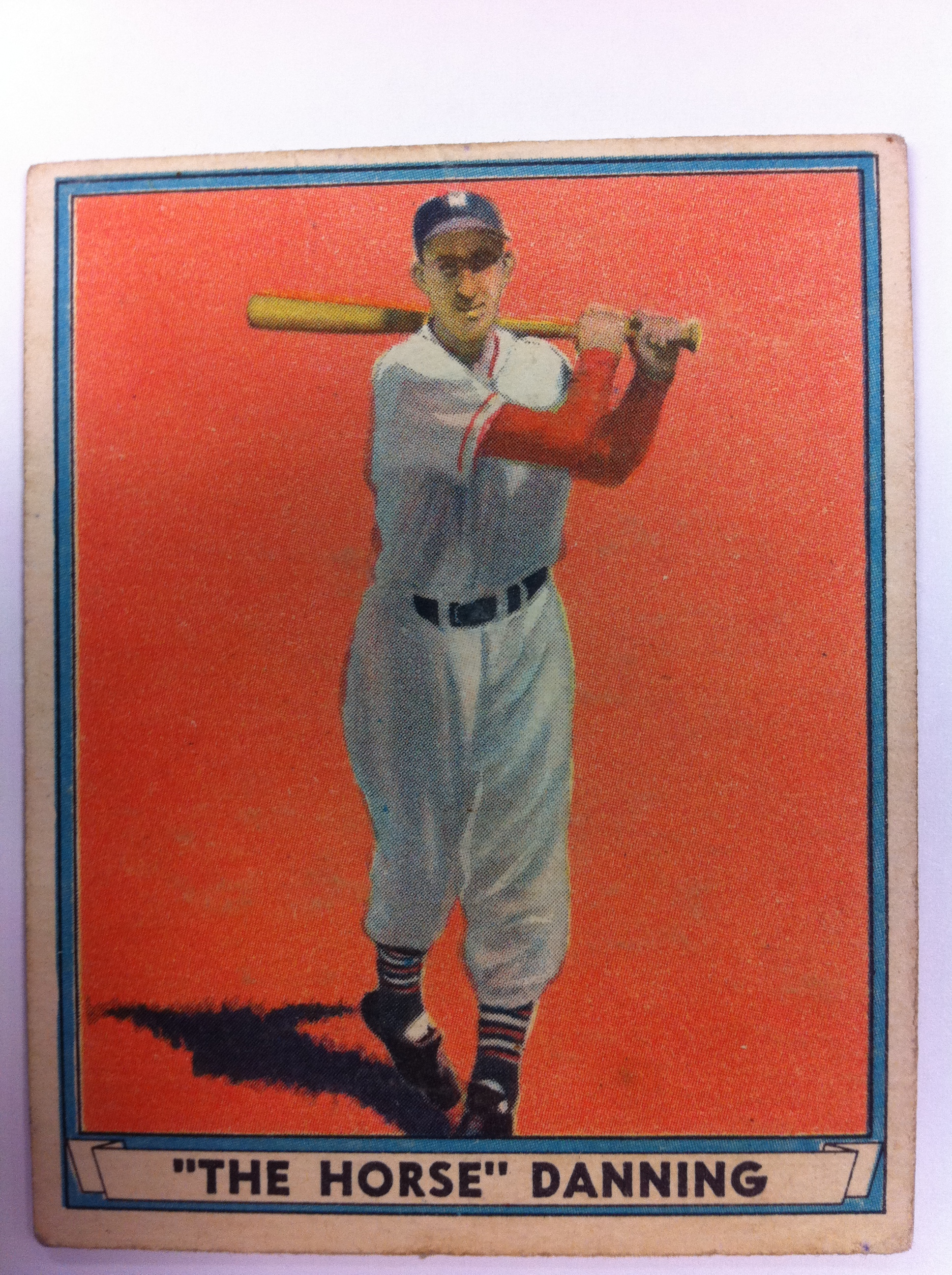 1941 Play Ball #7 Harry Danning