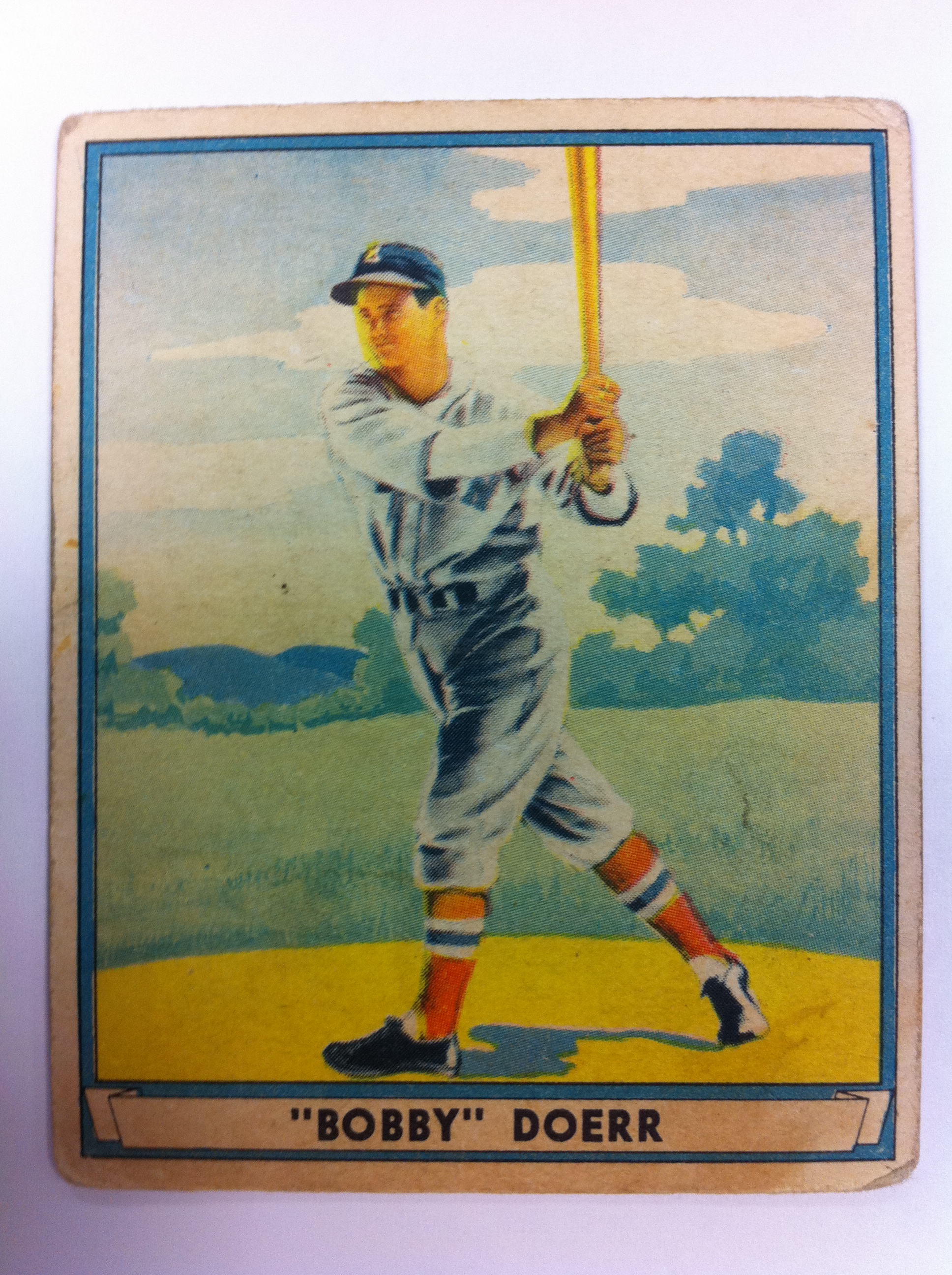 1941 Play Ball #64 Bobby Doerr
