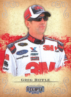 2011 Press Pass Eclipse #3 Greg Biffle