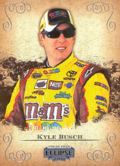 2011 Press Pass Eclipse #7 Kyle Busch