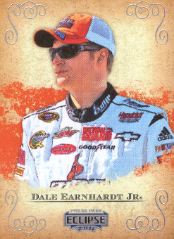 2011 Press Pass Eclipse #8 Dale Earnhardt Jr.