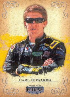 2011 Press Pass Eclipse #9 Carl Edwards