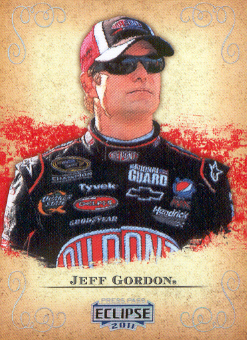 2011 Press Pass Eclipse #11 Jeff Gordon