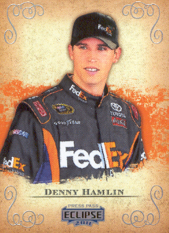 2011 Press Pass Eclipse #12 Denny Hamlin