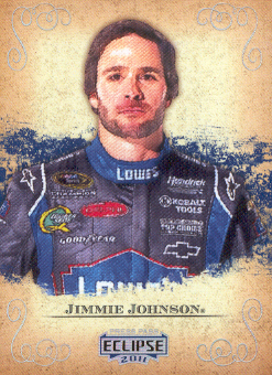 2011 Press Pass Eclipse #14 Jimmie Johnson