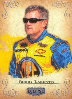 2011 Press Pass Eclipse #19 Bobby Labonte