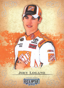 2011 Press Pass Eclipse #20 Joey Logano