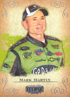 2011 Press Pass Eclipse #21 Mark Martin
