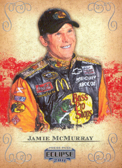 2011 Press Pass Eclipse #22 Jamie McMurray