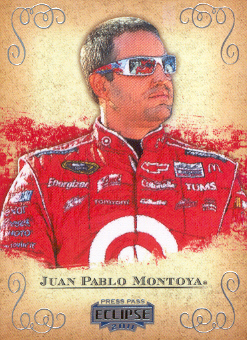 2011 Press Pass Eclipse #24 Juan Pablo Montoya