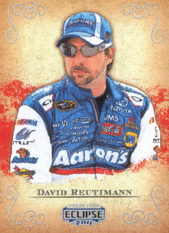 2011 Press Pass Eclipse #27 David Reutimann