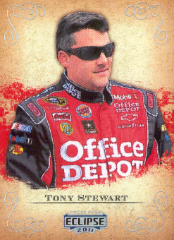 2011 Press Pass Eclipse #29 Tony Stewart