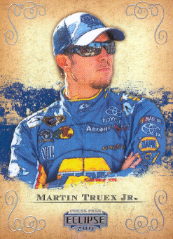 2011 Press Pass Eclipse #30 Martin Truex Jr.
