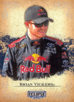 2011 Press Pass Eclipse #31 Brian Vickers