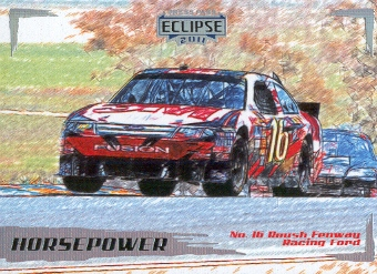 2011 Press Pass Eclipse #39 Greg Biffle's Car HP