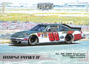 2011 Press Pass Eclipse #50 Dale Earnhardt Jr.'s Car HP