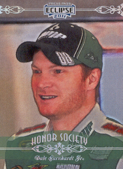 2011 Press Pass Eclipse #53 Dale Earnhardt Jr. HS