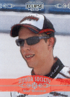 2011 Press Pass Eclipse #56 Brad Keselowski HS