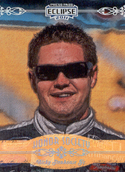 2011 Press Pass Eclipse #57 Ricky Stenhouse HS